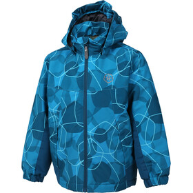 Color Kids Konrod Padded Jacket Kids Hawaiian Surf